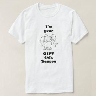 ギフトの不要品 Tシャツ