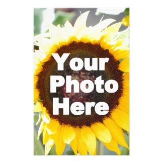 ギフトの友人のお母さんの祖母の叔母さんにあなた自身の写真を置いて下さい 便箋