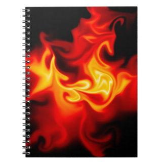ギフトの型枠の地獄 ノートブック