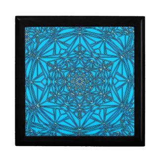 ギフトのboxeの星の抽象芸術の曼荼羅 ギフトボックス