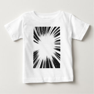 ギフトをカスタマイズ! マンガに対する効果のDesifn ベビーTシャツ