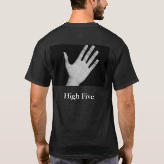 """ギフトを、ワイシャツの""""最高5""""ギャグで加工して下さい Tシャツ"""