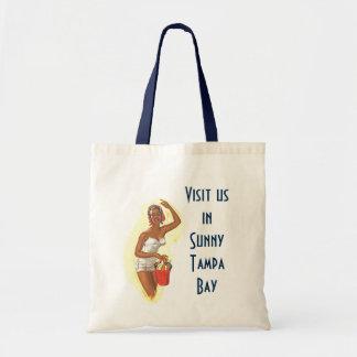 ギフトバッグあなたの町の広告宣伝袋戦闘状況表示板の訪問者 トートバッグ