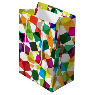ギフトバッグ-第一次のポップ ミディアムペーパーバッグ