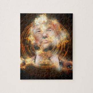 ギフト用の箱が付いている切札8x10の写真のパズル ジグソーパズル