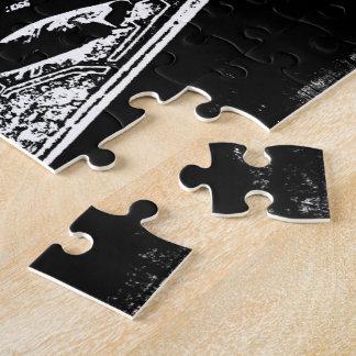 ギフト用の箱が付いているB-2精神8x10の写真のパズル ジグソーパズル