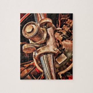 ギフト用の箱が付いているCurtiss Gulfhawk 8x10の写真のパズル ジグソーパズル