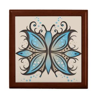 ギフト用の箱の蝶抽象芸術 ギフトボックス