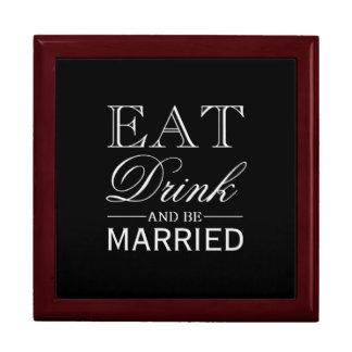 ギフト用の箱|は飲み物を食べ、結婚したです ギフトボックス