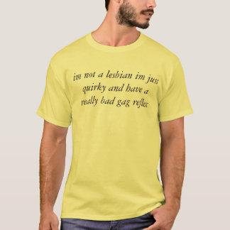 ギャグの反射 Tシャツ