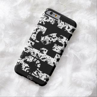 ギャグの害虫の黒の場合 BARELY THERE iPhone 6 ケース