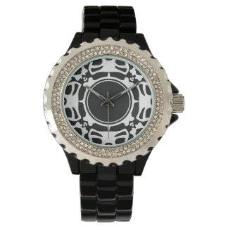 ギャグの残りの抽象芸術の腕時計 腕時計