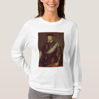 ギャスパールフランスのColignyの海軍大将のII Tシャツ