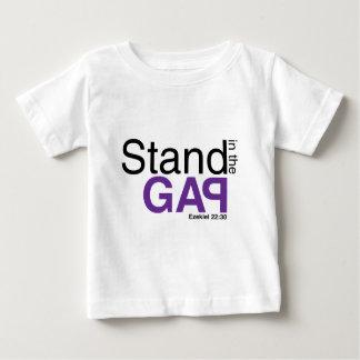 ギャップ01.pngの立場 ベビーTシャツ