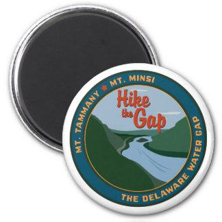 ギャップ-磁石--をハイキングして下さい マグネット