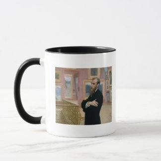 ギャラリーのPavel Tretyakovのポートレート マグカップ