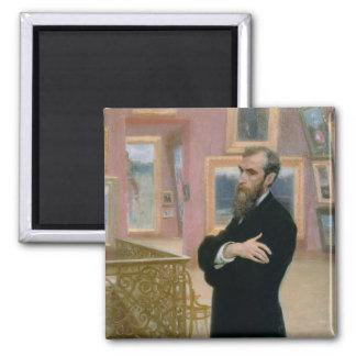 ギャラリーのPavel Tretyakovのポートレート マグネット