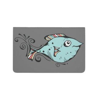 ギャリーのための魚 ポケットジャーナル