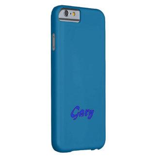 ギャリーの濃紺のiPhone6ケース iPhone 6 ベアリーゼアケース