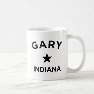 ギャリーインディアナのマグ コーヒーマグカップ
