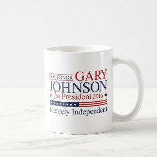 ギャリージョンソン2016年 コーヒーマグカップ