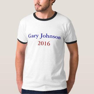 ギャリージョンソン2016年 Tシャツ