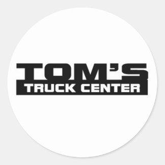 ギャリー(2)からのTom's_Truck_new ラウンドシール