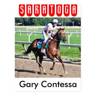 ギャリーContessaのトレーニング ポストカード
