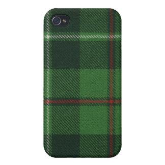 ギャロウェーの狩りのモダンなタータンチェックのiphone 4ケース iPhone 4/4S case