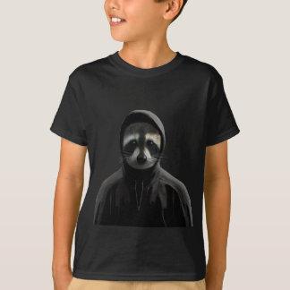 ギャングのアライグマ Tシャツ