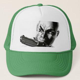 ギャングのトラック運転手の帽子 キャップ