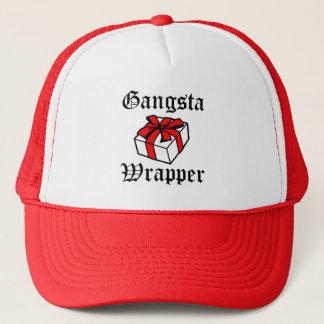 ギャングのラッパーのおもしろいな女性のクリスマスの帽子 キャップ