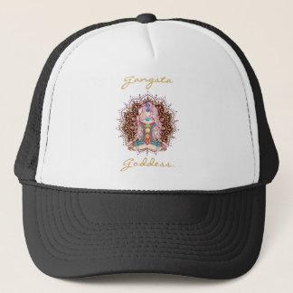 ギャングの女神-チャクラのトラック運転手の帽子 キャップ