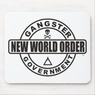 ギャングの政府の付属品 マウスパッド