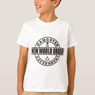 ギャングの政府 Tシャツ