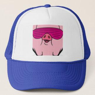 ギャングの豚のようで素晴らしい見る帽子 キャップ
