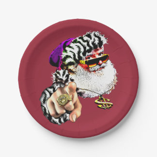 ギャングクロース-紙皿 ペーパープレート