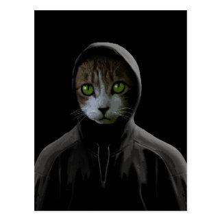 ギャング猫 ポストカード