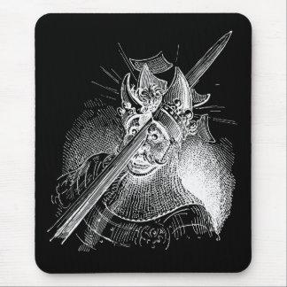 ギュスターブDore著騎士の死 マウスパッド