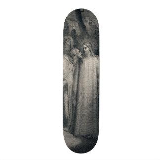 ギュスターブDoré 1866年著Judasのキスの印の14:45 スケートボード