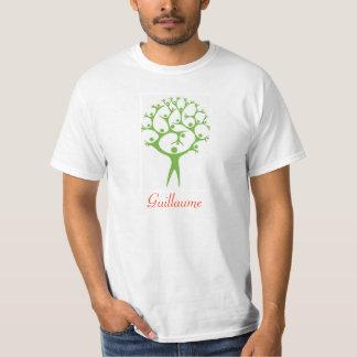 ギヨーム: Francais Tシャツ
