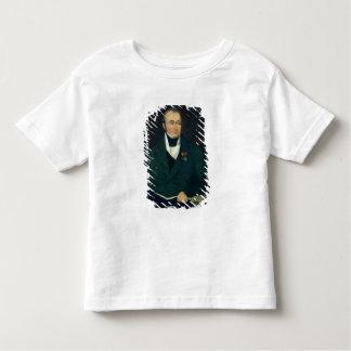 ギヨームDupuytrenのポートレート トドラーTシャツ