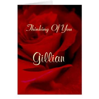 ギリアン カード