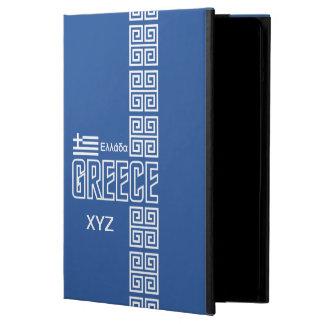 ギリシャのカスタムのケース iPad AIRケース