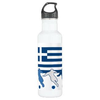 ギリシャのサッカーの選手 710ML ウォーターボトル