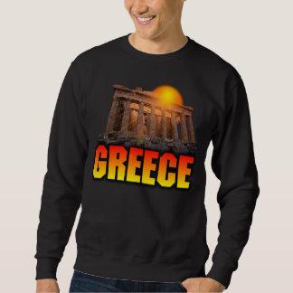ギリシャのスエットシャツ スウェットシャツ