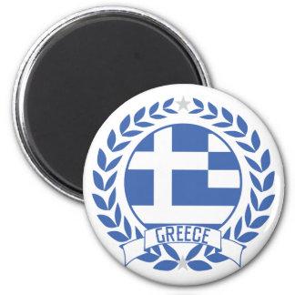 ギリシャのリース マグネット