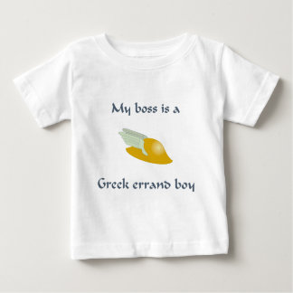 ギリシャの使い走り ベビーTシャツ
