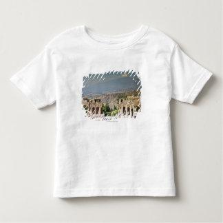 ギリシャの円形競技場 トドラーTシャツ