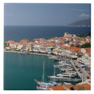 ギリシャの北東エーゲ海諸島、サモス、3 タイル